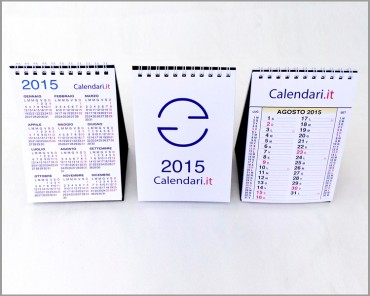 Calendario 2015 da scrivaniaA partire da 3,90 €