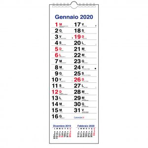 Calendario 2020 Con Santi Da Stampare.Calendari It 2020 Calendario Planner Agende Family