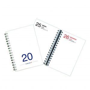 Calendario 2020 Semestrale Bianco.Calendari It 2020 Calendario Planner Agende Family