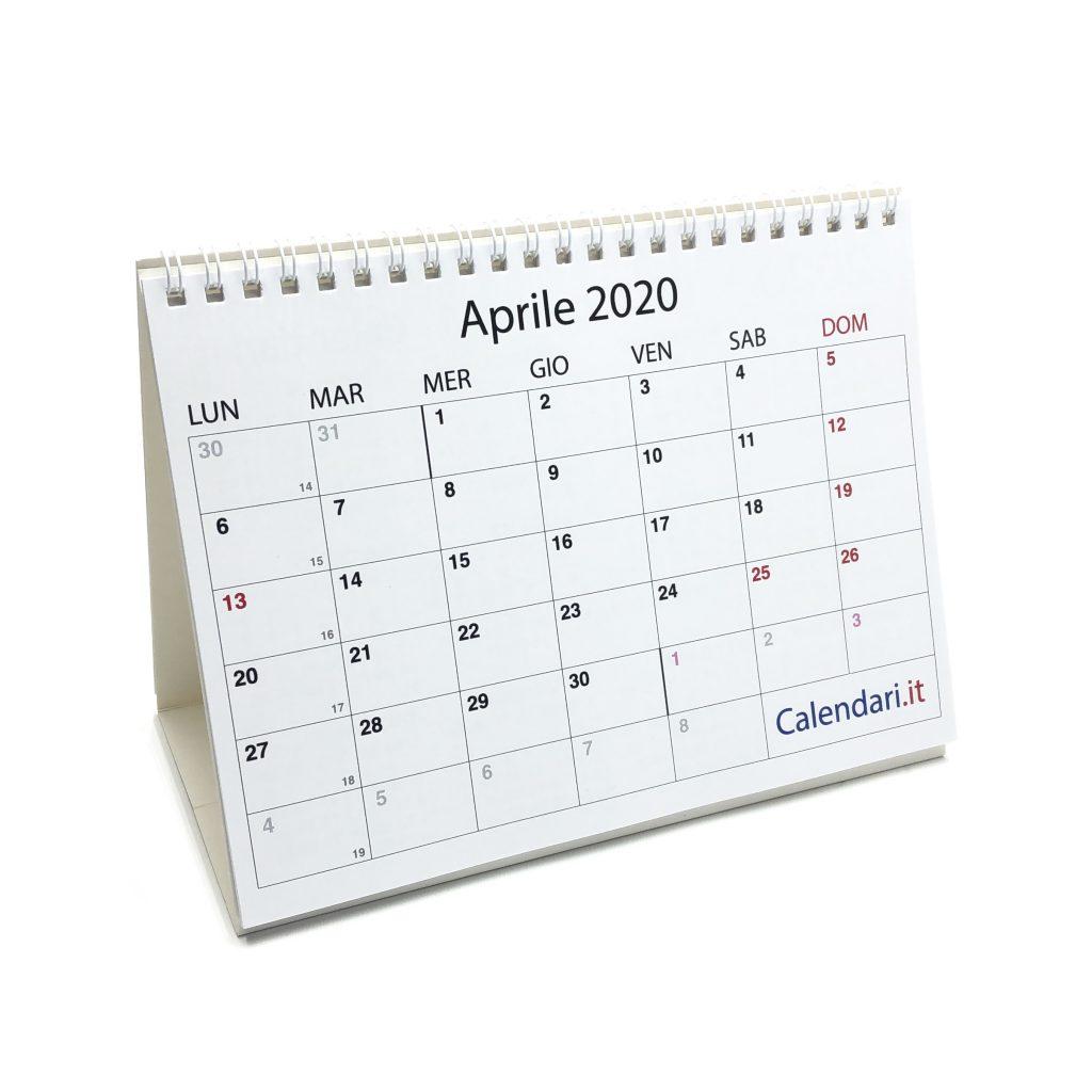 Calendario Mensile Aprile 2020.Calendario 2020 Tavolo A Caselle 20x15 Cm Calendari It Calendari Planner Agende Settimanali Famiglia Da Tavolo