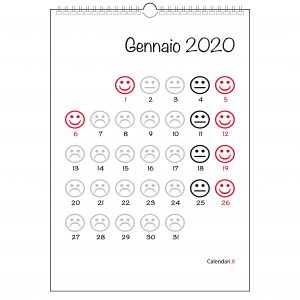 Calendario 2020 Feste.Calendari It 2020 Calendario Planner Agende Family