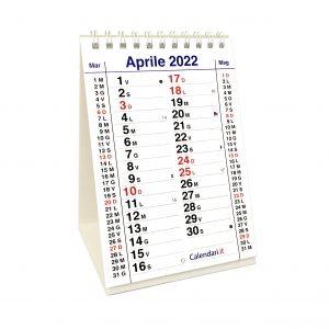 calendario 2022 da tavolo 3 mesi olandese piccolo scrivania ufficio casa lavoro calendari.jpg